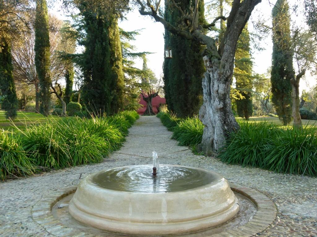 fuente Hacienda el Burgo lambel catering